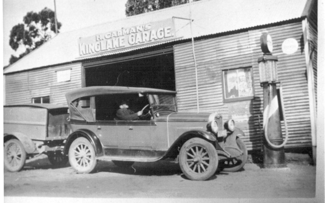 Kinglake Historical Scanning Day
